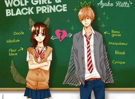 Parlando di: Wolf Girl & Black Prince Manga e Anime
